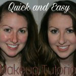 Quick and Easy Makeup Tutorial