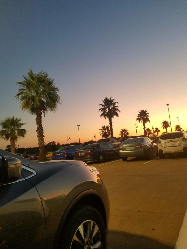 College Station Sunset