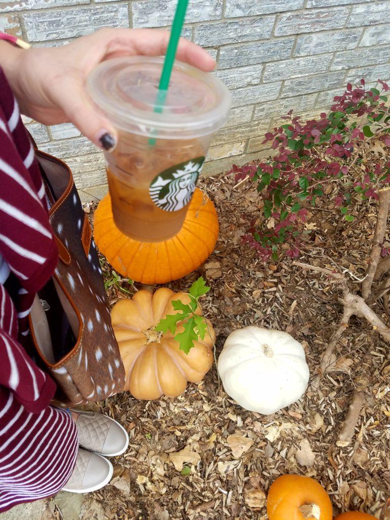 Starbucks Cold Brew Coffee and Nutpods French Vanilla Creamer