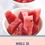 Whole30 Week One
