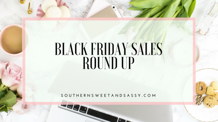 Black Friday Sales Round Up