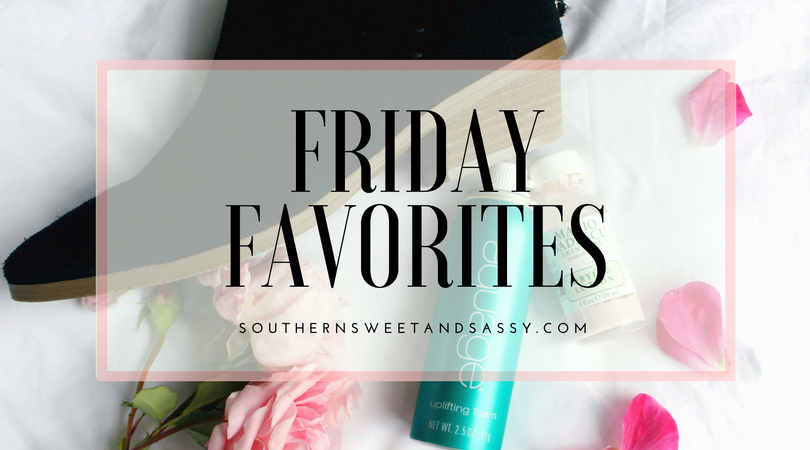 Southern Sweet and Sassy Friday Favorites
