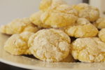 Gooey Butter Cookies, Easy Christmas Cookies