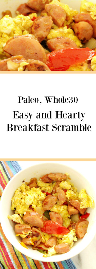 You will be excited to wake up and face the day with this easy Whole30 Approved breakfast!