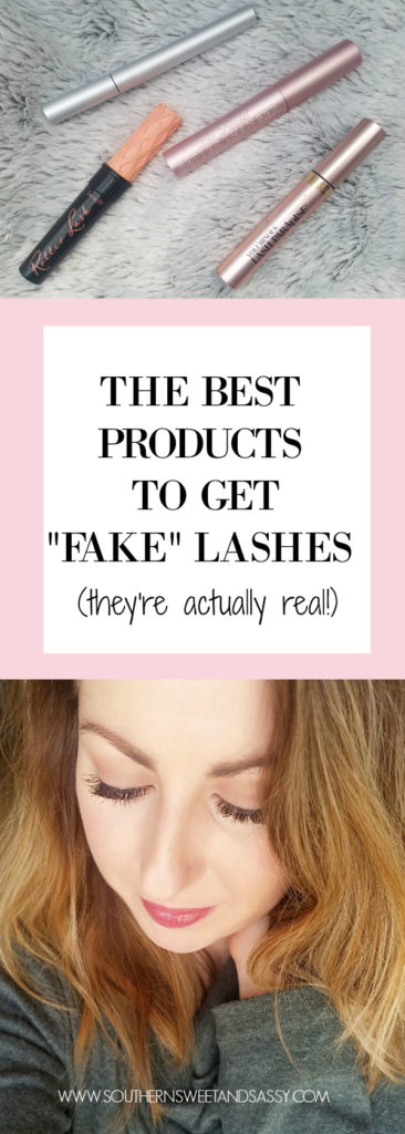Up your everyday glam with long looking lashes with these products and my tips!