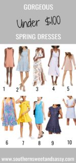 Easter Dress Round Up