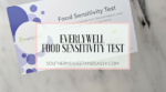 EverlyWell Food Sensitivities Test